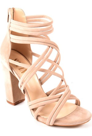 Sapin 25559 Kadın Topuklu Ayakkabı