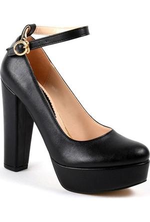 Sapin 25801 Kadın Topuklu Ayakkabı