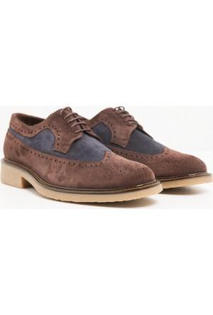 Cacharel Kkc Ayakkabı Koyu Kahverengi