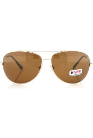Hawk Hw109 Brown Unisex Kol Saati