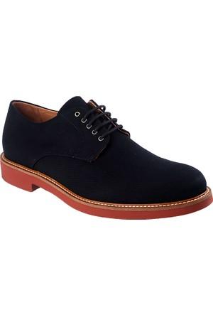 Frau 35 U1 Firenze Blu Erkek Ayakkabı Mavi