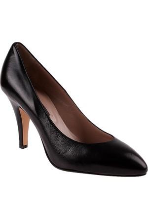 Frau Nero 74 L6 Nappa Kadın Ayakkabı Siyah