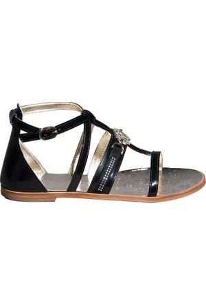 Roberto Cavalli Nero Cc41537A Kadın Ayakkabı Siyah