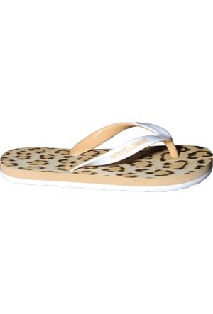 Roberto Cavalli Bianco/St Giaguaro Cn41261B Kadın Ayakkabı Bıanco