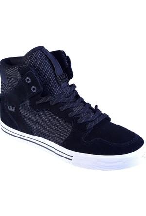 Supra Vaider S28259 Erkek Ayakkabı Black Whıte
