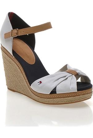 Tommy Emery 54D Fw56816770 Kadın Ayakkabı Whıte