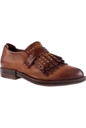 Airstep Castanga 696131 101 6225 As 98 Kadın Ayakkabı Kahverengi
