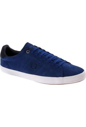 Fred Perry 153 Howells Suede-B7469 B7469 Erkek Ayakkabı Cobalt/Blue