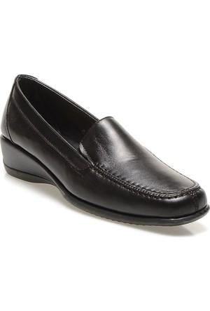 Frau Nero 56P0 Glove Kadın Ayakkabı Siyah