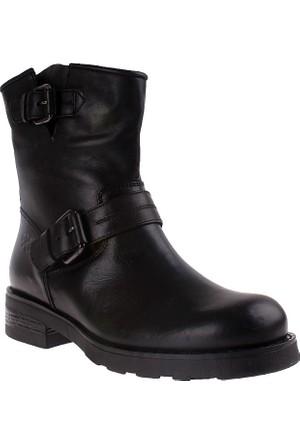 Oxs Tronch Everest 9M1935D Kadın Ayakkabı Siyah