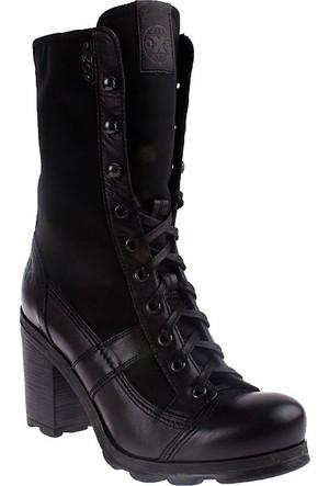 Oxs Tronch Zeland 9M1716D Kadın Ayakkabı Siyah
