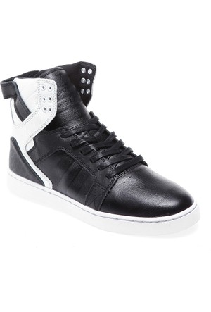 Supra Skytop Lx S67009 Erkek Ayakkabı Brown Leather