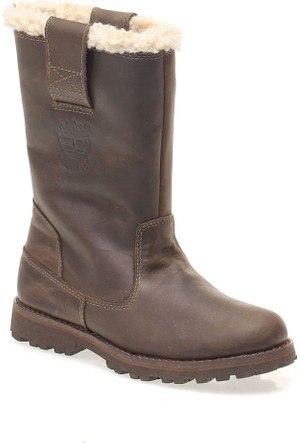 Timberland Asphtr 8inwp Pl-On Lt Brn 1274R Çocuk Bot Lıght Brown