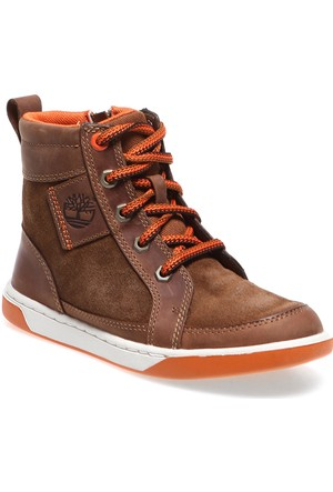 Timberland Metro West Chukka 8670R Çocuk Bot Lıght Brown
