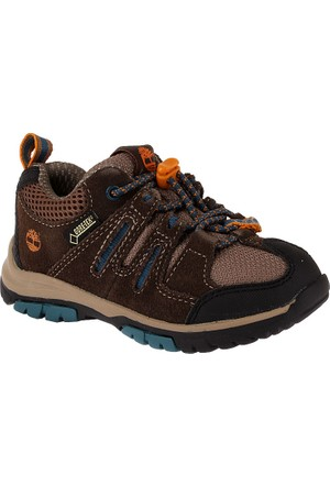 Timberland Zip Trail Gtx Ox A1497 Çocuk Bot Brown