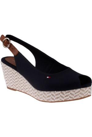 Tommy Hilfiger Kadın Sandalet Fw0Fw00907 403 E1285Lba 39D