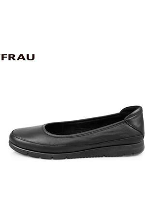Frau 53M1 Soft Nero Ayakkabı