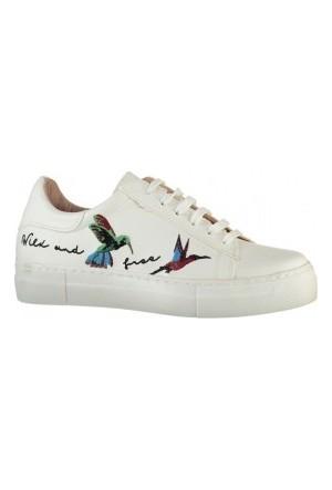 Elle Aves Bayan Ayakkabı Beyaz