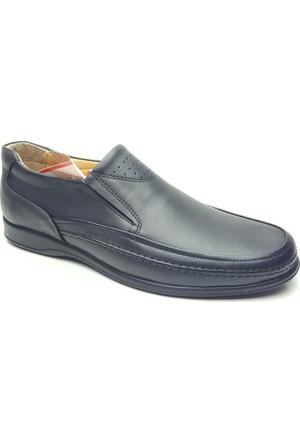 Kyatto Hakiki Deri Ortopedik Erkek Ayakkabı