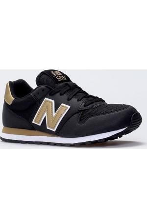 New Balance 500 Siyah Günlük Ayakkabı