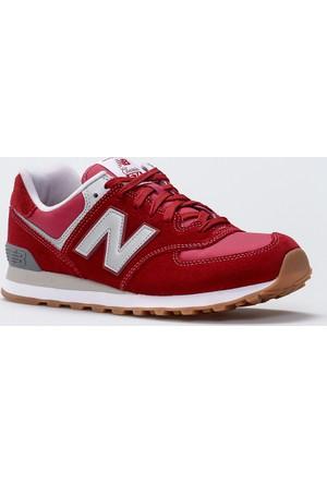 New Balance 574 Kırmızı Erkek Günlük Ayakkabı