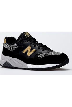 New Balance 580 Siyah Kadın Günlük Ayakkabı