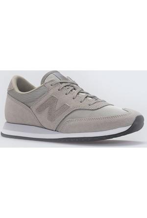 New Balance 620 Gri Kadın Günlük Ayakkabı