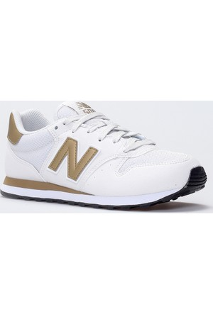 New Balance 500 Beyaz Günlük Ayakkabı