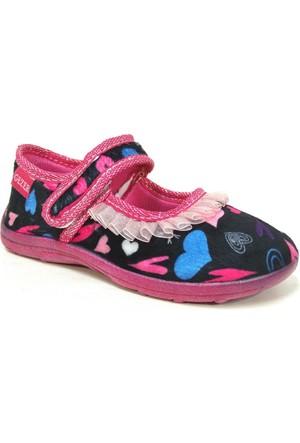 Gezer 2232 Siyah Pembe Anatomik Kız Çocuk Ayakkabı