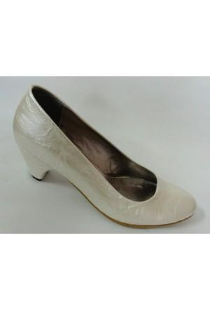 Vesa Bej Topuklu Bayan Ayakkabı