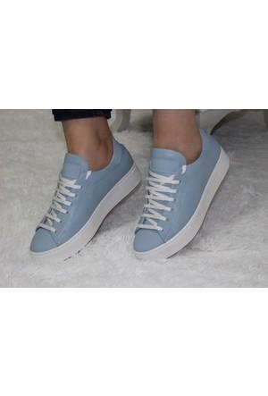 Feminant Concept Buz Mavi Spor Ayakkabı
