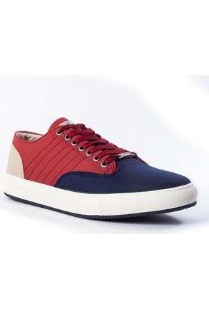 Carrano Erkek Ayakkabı 111217 Lacivert-Bordo
