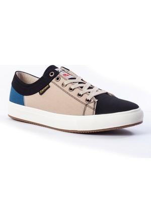 Carrano Erkek Ayakkabı 114246 Siyah-Kum