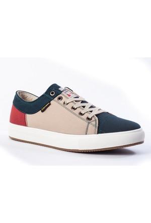 Carrano Erkek Ayakkabı 114233 Petrol-Kum