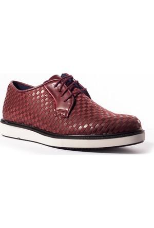 Conteyner Erkek Ayakkabı 777105 Bordo