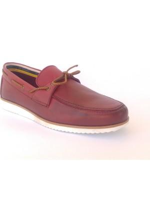 Darkwood 70026 Günlük Erkek Ayakkabı Bordo