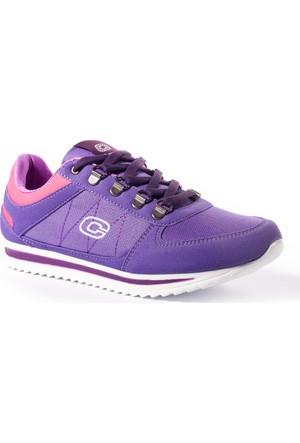 Conpax Kadın Ayakkabı 723112 Mor