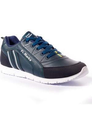 Free Marka Kadın Ayakkabı 4000234 Petrol-Lacivert
