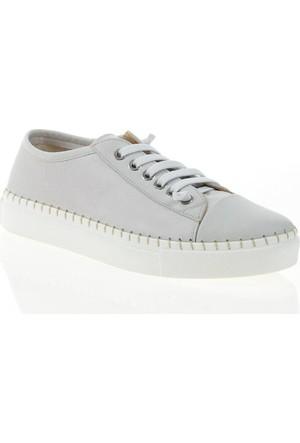 Nemesis Shoes Casual Ayakkabı Gri Deri