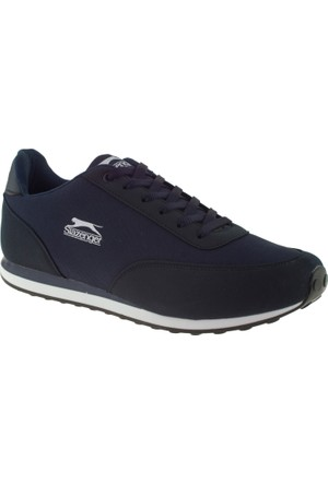 Slazenger 17Le067 Bağlı Mokan Lacivert Erkek Ayakkabı