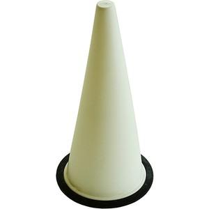 spor724 42 cm büyük boy beyaz antrenman hunisi