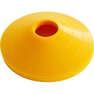 spor724 küçük boy sarı antrenman çanağı 10 lu