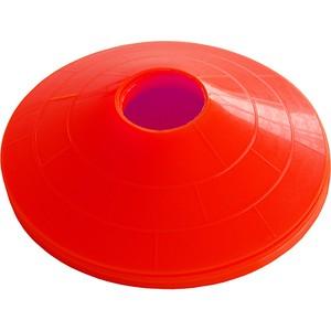 spor724 küçük boy kırmızı antrenman çanağı 10 lu