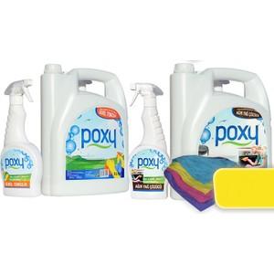 poxy kampanya 10 temizlik ürünleri