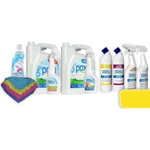 poxy kampanya 11 temizlik ürünleri