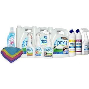 poxy kampanya 12 temizlik ürünleri
