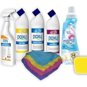 poxy kampanya 5 temizlik ürünleri