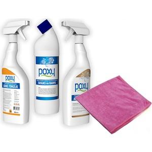 poxy kampanya 6 temizlik ürünleri