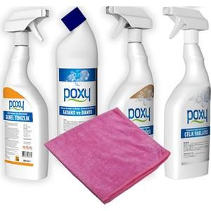 poxy kampanya 7 temizlik ürünleri