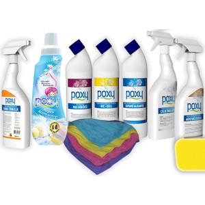 poxy kampanya 8 temizlik ürünleri